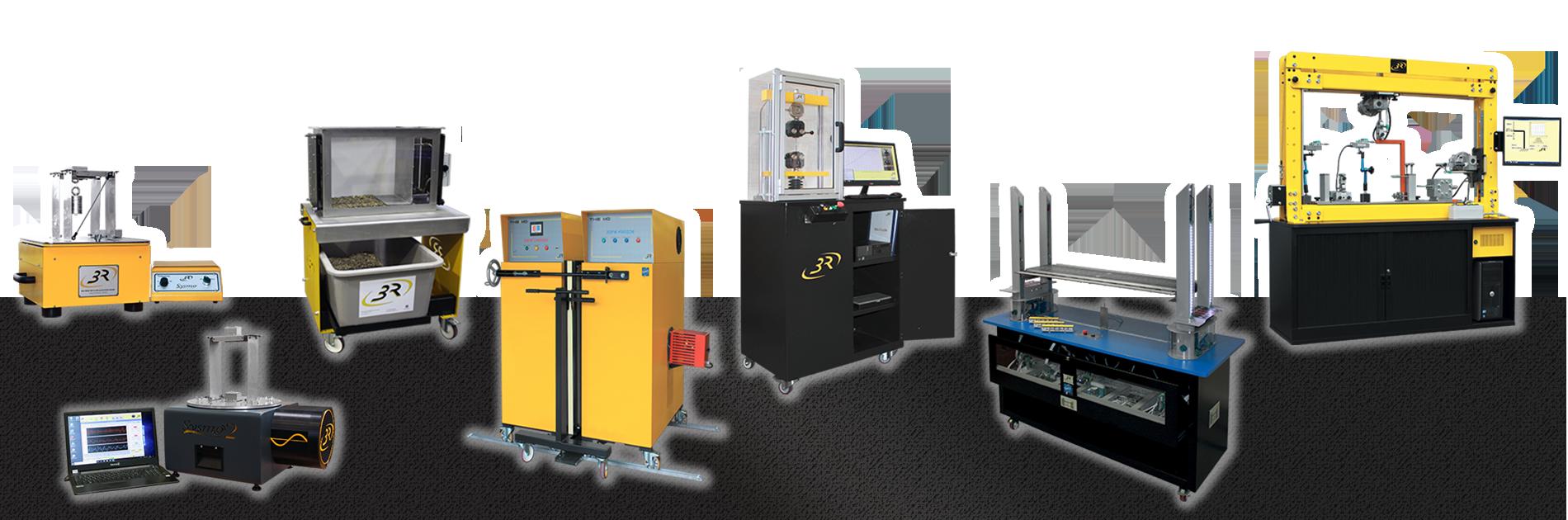 3R machines d'essais sur matériaux montauban