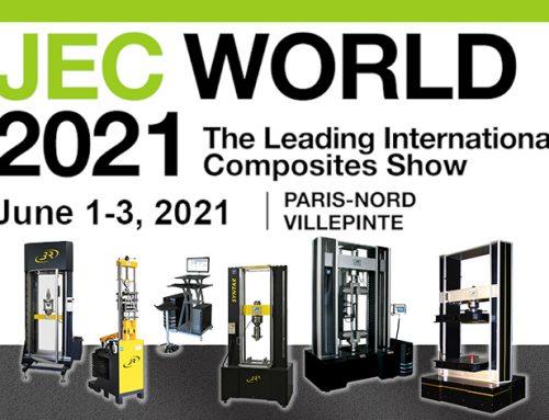 Retrouvez 3R au JEC World 2022